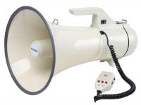 McGrey MP-2000HRS megafoon, max. 100 Watt, 2400m