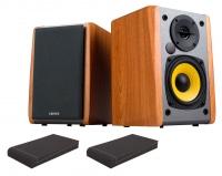 Edifier R1010BT 2.0 Lautsprechersystem Wood ISO Set