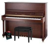 Feurich Mod. 122 Universal Piano Set Nussbaum matt
