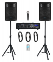 McGrey BP-210 Bandpack PA System 100 Watt