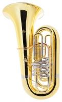 Lechgold BT-18/4L Bb-Tuba lackiert