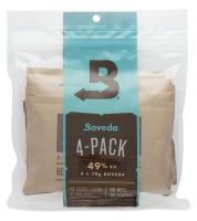 Boveda Trockenpack 49% Viererpack