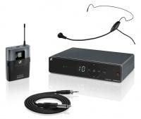 Sennheiser XSW 1-CI1 Instrumental Funkset inkl. HS-65 EA Headset Schwarz