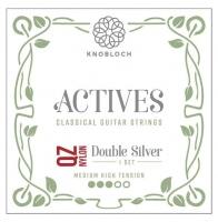 Knobloch QZ 400ADQ Nylon Double Silver