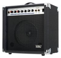 Soundking AK20-GR Gitarrencombo - 2-Kanal, 60 Watt - Retoure (Zustand: akzeptabel)