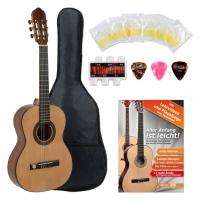 VGS Pro Arte GC-75 A Konzertgitarre 3/4 Starter Set