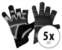 Stagecaptain RGL-2F Rigger Handschuhe Größe XL 5x Set