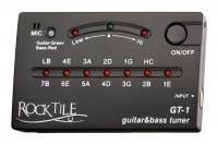 Accordatore per Chitarra e Basso - Rocktile GT-1