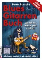 Peter Bursch's Blues Gitarrenbuch 1 CD + DVD