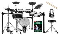 XDrum DD-650 PLUS Mesh E-Drum Kit Set
