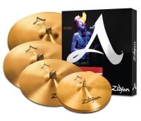 Zildjian A391 Sweet Ride Cymbal Set