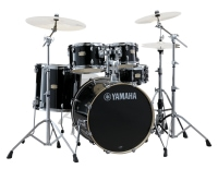 "Yamaha Stage Custom Birch Shellset 20"" Raven Black"