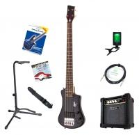 Höfner Shorty BK E-Bass Set