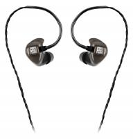 Hörluchs HL4100 In-Ear Hörer Grau