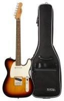 Fender Squier Classic Vibe '60s Custom Telecaster LRL 3TS Gigbag Set