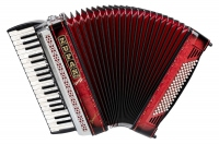 Zupan Juwel IV 96 MH accordeon shadow red