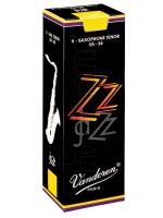 Vandoren 5er Pack Blätter Tenorsaxophon ZZ Stärke 2