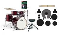 Gretsch Energy Drumkit Red Beginner Set