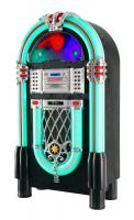 Beatfoxx Golden Age 40s/50s Jukebox with LP, CD, USB, MP3 player, Radio and Bluetooth
