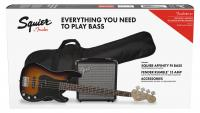 Fender Squier Affinity PJ Bass Pack BSB GIG