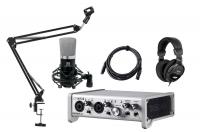 Tascam Series 102i Audio-Interface PC Set