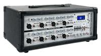 Pronomic PM83U 8-Kanal Powermischer mit USB/SD/Bluetooth MP3-Player - Retoure (Zustand: sehr gut)