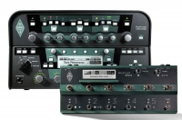 Kemper Profiling Amplifier Head BK Remote Bundle