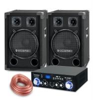 McGrey PA set complet PowerDJ-1200 800W