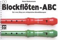 Hans Bodenmann - Blockflöten-ABC für C-Flöten