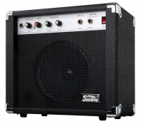 Soundking AK10-G amplificateur pour guitare ? boîte de distorsion inclus.
