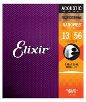 Elixir 16102 Akustik Phosphor Nanoweb Medium