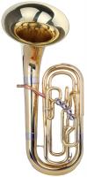 Classic Cantabile Brass OBB-400 Bellfront Oberkrainer Bariton - Retoure (Zustand: sehr gut)