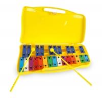 Classic Cantabile GSG-25 Sopran Glockenspiel chromatisch