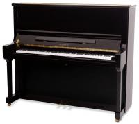 Feurich Mod. 133 Concert Silent Piano Schwarz