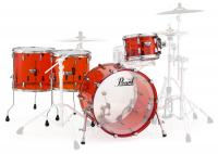 Pearl CRB524FP/C733 Crystal Beat Shellset Ruby Red