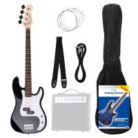 Rocktile Groovers Pack PB E-Bass Black - unvollständig!