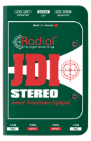 Radial Engineering JDI Stereo - Retoure (Zustand: sehr gut)