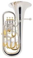 Lechgold Supreme EU-310S euphonium verzilverd