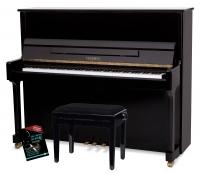 Feurich Mod. 122 Universal Piano Set Schwarz