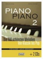 Piano Piano 2 leicht (mit 2 CDs)