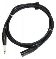 Pronomic Stage JMXM-2.5 Cavo audio jack mono/XLR 2,5 m nero