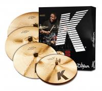 Zildjian K-Custom Dark Box Cymbal Set - Retoure (Zustand: sehr gut)