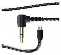 Hörluchs Premium Kabel Schwarz