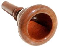 Rieger & Gräf 24AW Nuss Mundstück für Tuba