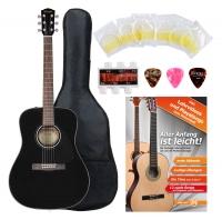 Fender CD-60 V3 DS BLK Starter Set