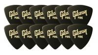 Gibson APRGG-73M Pick Wedge Medium 12er Pack