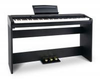 Steinmayer P-60 SM piano de scène set avec meuble noir