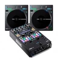 Rane Seventy Battle Mixer / Twelve MK II DJ Set
