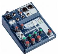 Soundcraft Notepad-5 Kompaktmischpult - 1A Showroom Modell (Zustand: wie neu)