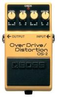 Boss OS-2 Overdrive Distortion